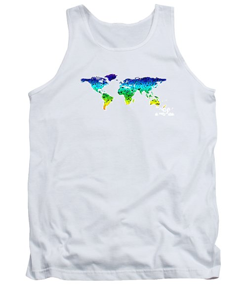 Point Map Tank Top