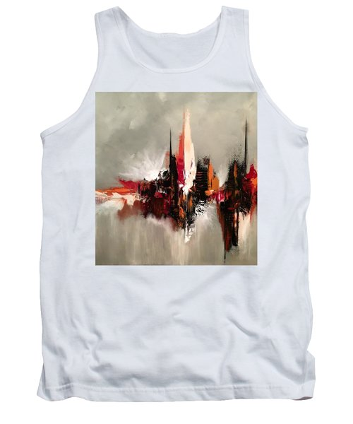 Point Of Power Tank Top