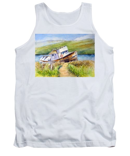 Point Reyes Relic Tank Top