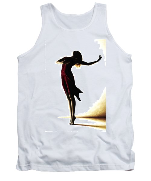 Poise In Silhouette Tank Top