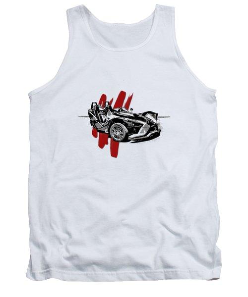 Polaris Slingshot Graphic Tank Top