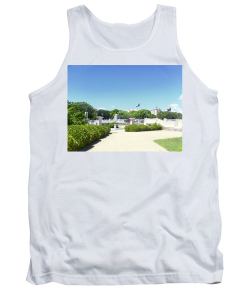 Ponce's Ecological Park Tank Top