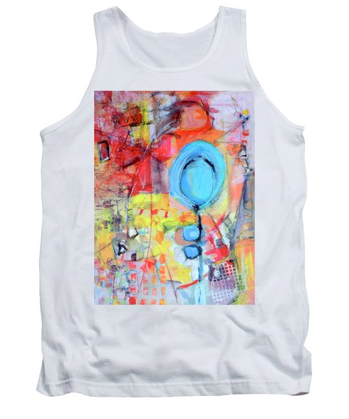 Pools Of Calm Tank Top