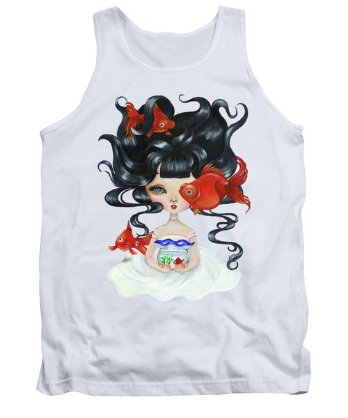 Pop-eyed Goldfish Tank Top