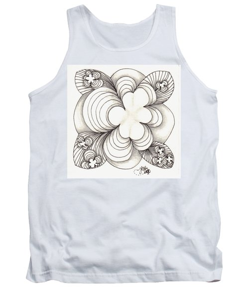 Popcloud Blossom Tank Top