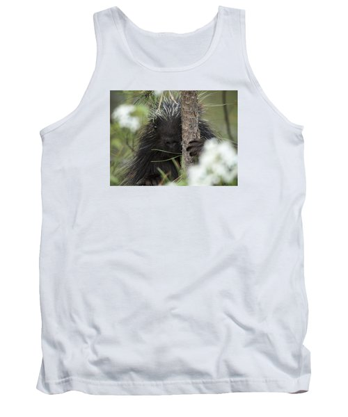 Porcupine Check-out Tank Top