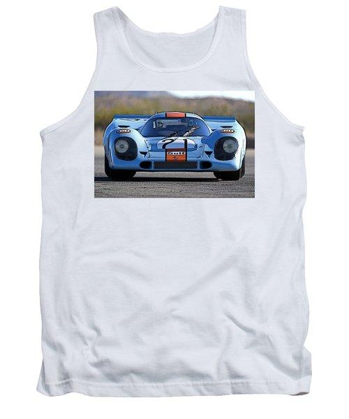 Porsche 917 Shorttail Tank Top