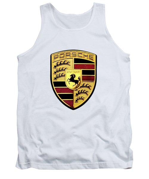 Porsche Tank Top