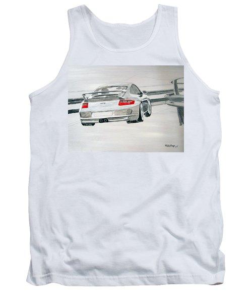 Porsche Gt3 Tank Top