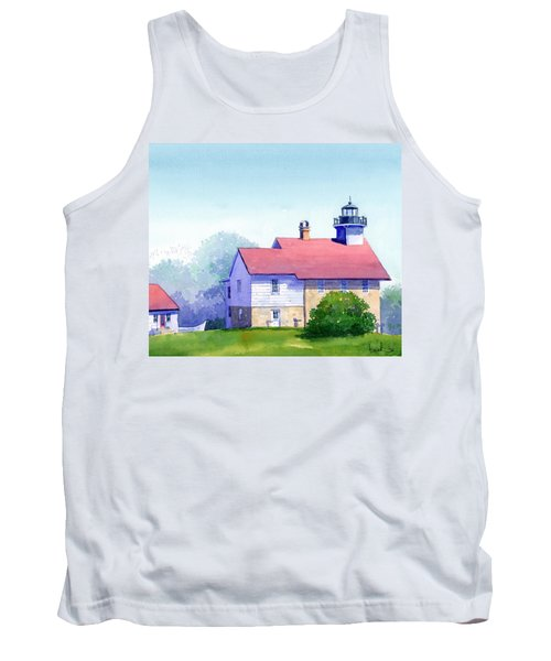 Port Washington Lighthouse Tank Top