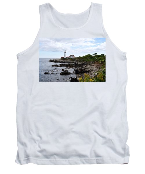 Portland Headlight II Tank Top