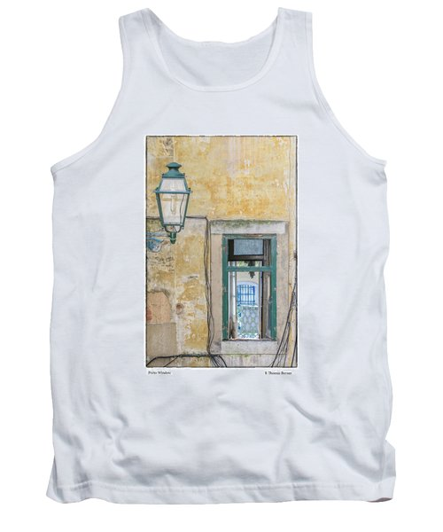 Porto Window Tank Top