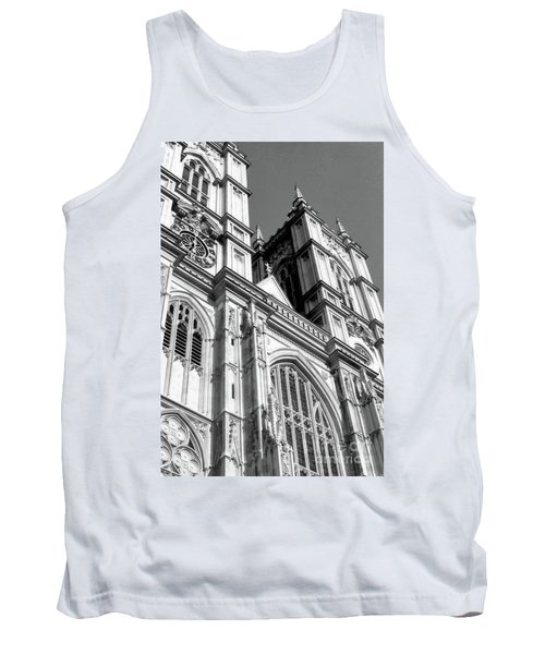 Portrait Of Westminster Abbey Tank Top