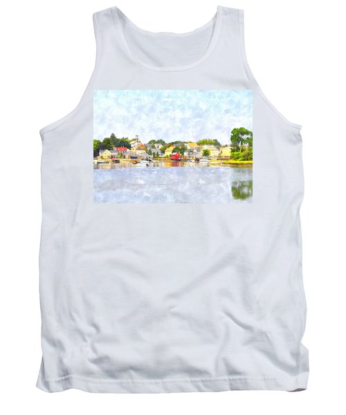 Portsmouth Nh South End Psewc Tank Top