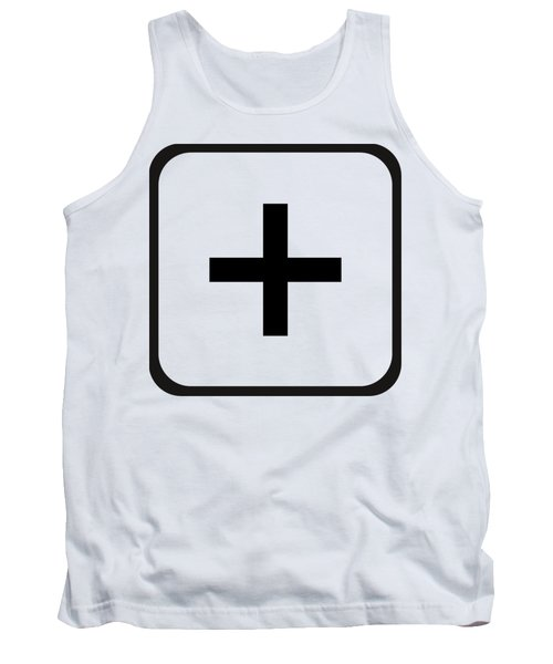 Positive Art Tank Top