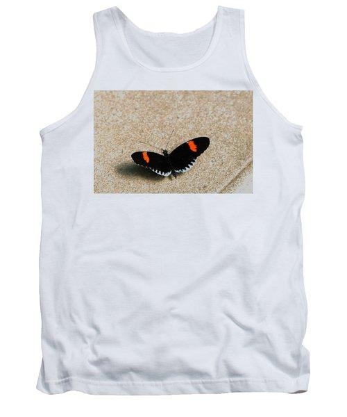 Postman Butterfly Tank Top