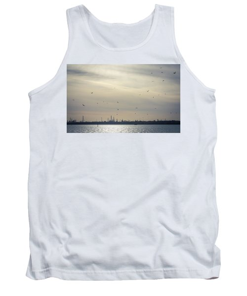 Power By The Sea Tank Top