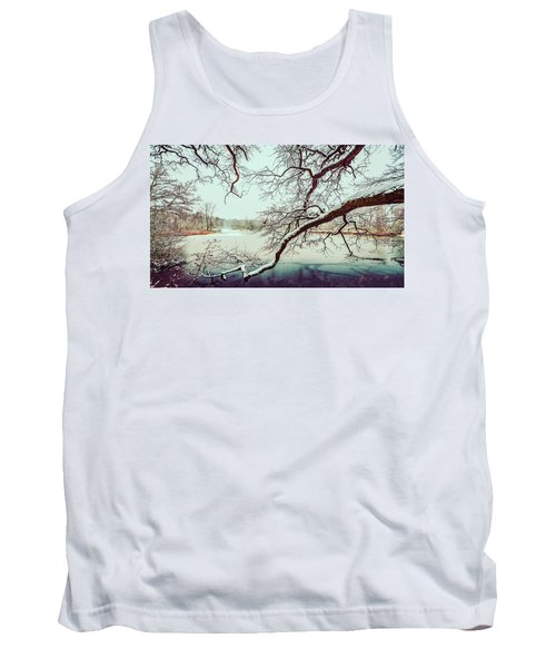 Power Of The Winter Tank Top