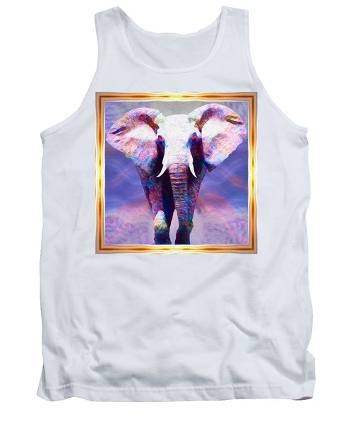 Powerful Journey Into A New Dawn Tank Top