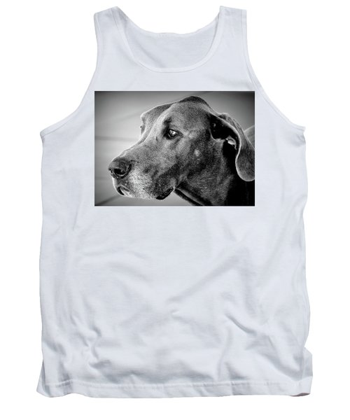 Tank Top featuring the photograph Powerful Majesty by Barbara Dudley