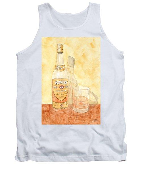 Powers Irish Whiskey Tank Top