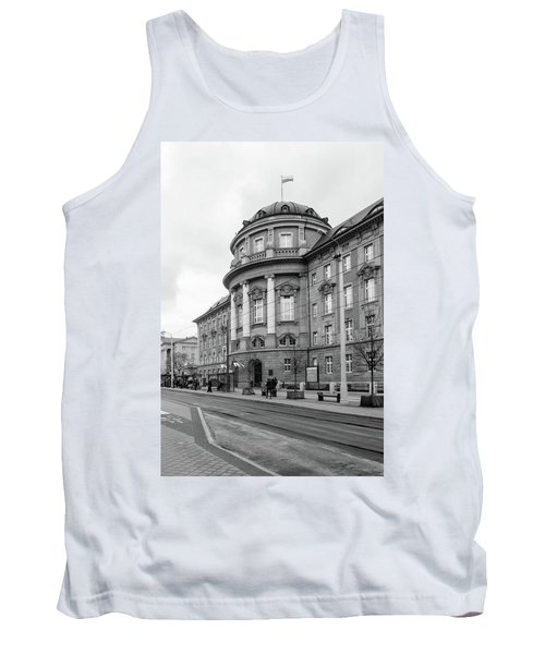 Poznan University Of Medical Sciences Tank Top