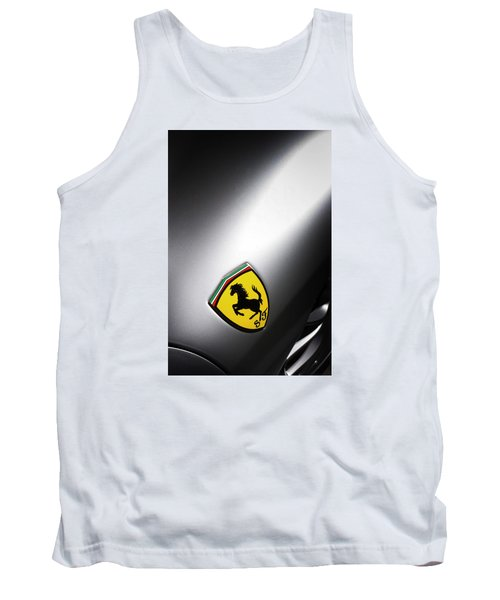 Tank Top featuring the photograph Prancing Horse by ItzKirb Photography