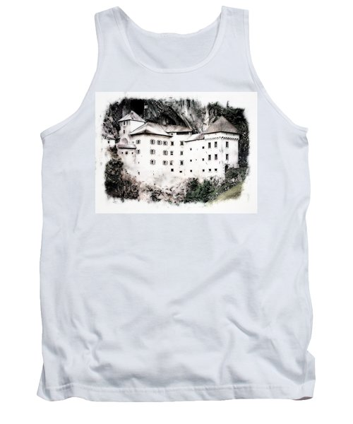 Predjama Castle Tank Top