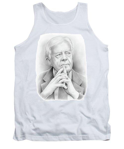 President Carter Tank Top