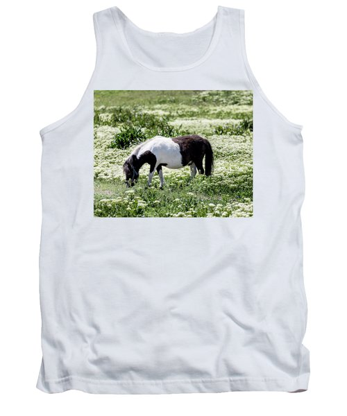 Pretty Painted Pony Tank Top by James BO Insogna