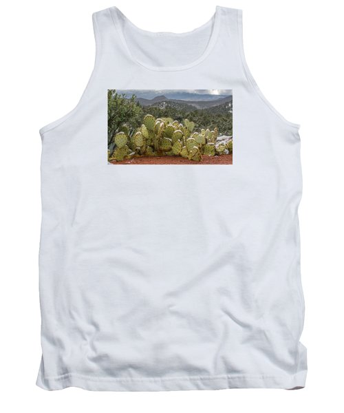 Cactus Country Tank Top