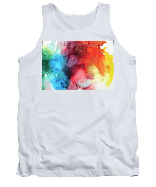 Primary Colors Tank Top