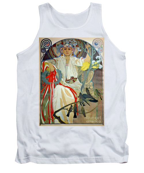 Tank Top featuring the photograph Primavera 1914 by Padre Art