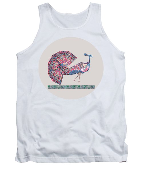 Prince Of Birds B Tank Top by Thecla Correya