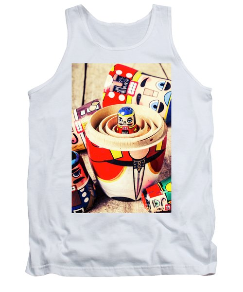 Project Mkcontrol Tank Top