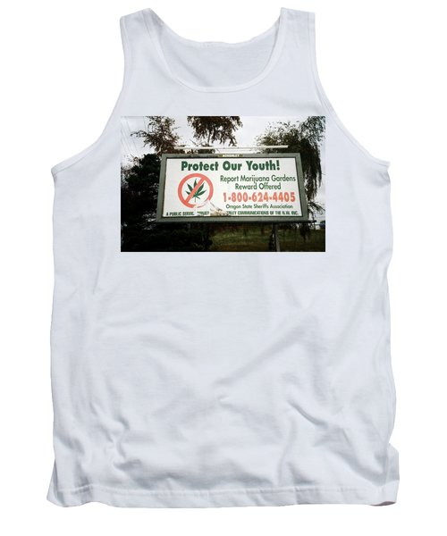 Protect Our Youth Tank Top