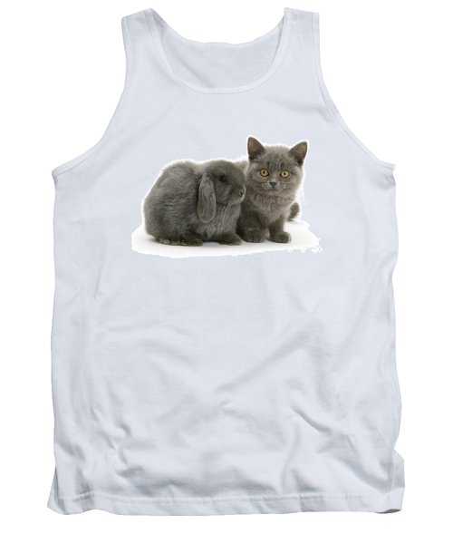 Proud Of My Grey Hare Tank Top