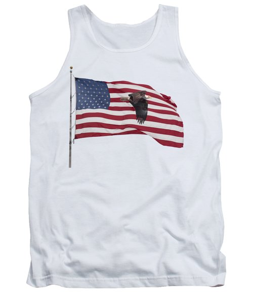 Proud To Be An American Tank Top