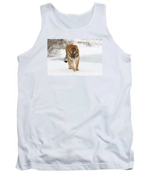 Prowling Tiger Tank Top