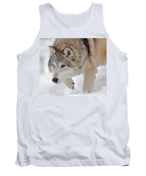 Prowling Wolf Tank Top