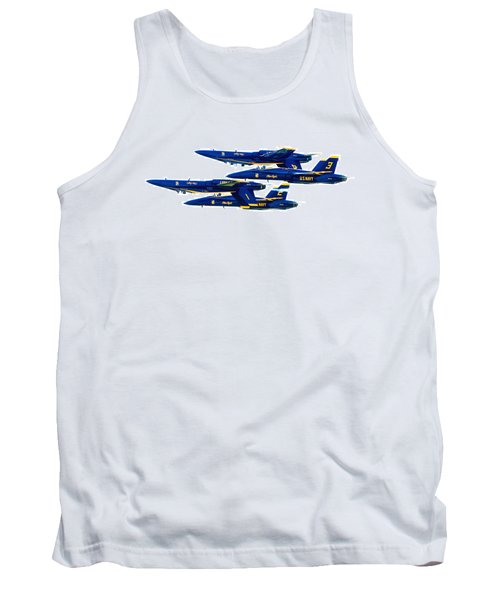 Public Relations Tank Top by Greg Fortier