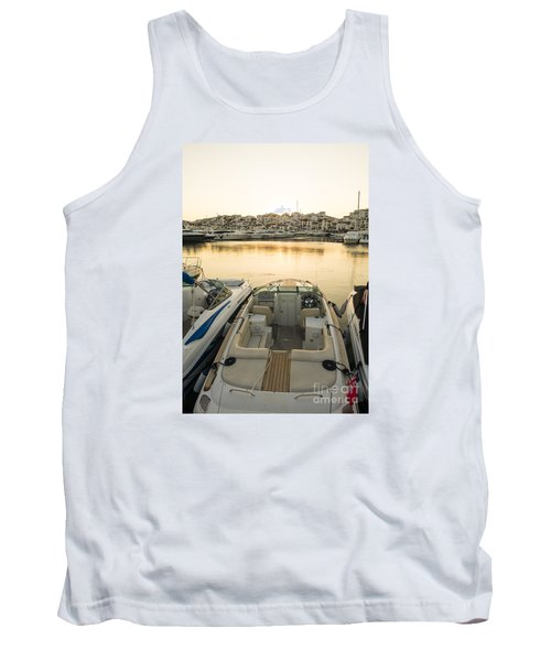 Puerto Banus Tank Top by Perry Van Munster