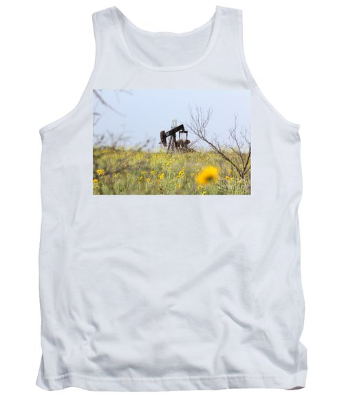 Pumpjack 122 Tank Top
