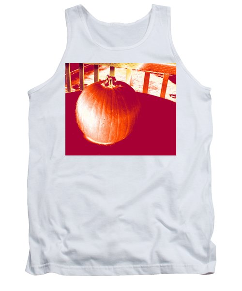 Pumpkin #1 Tank Top