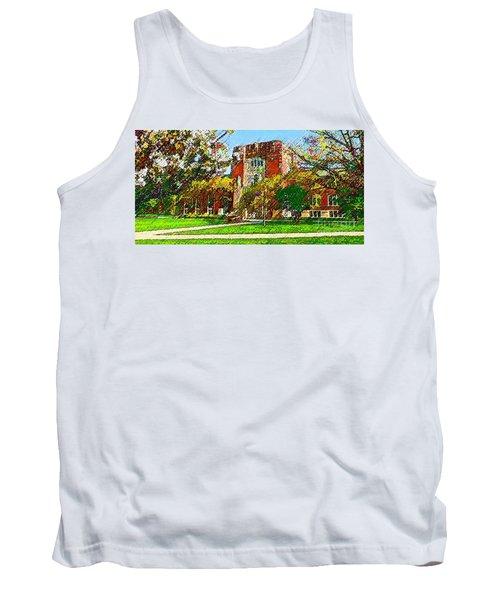 Purdue University Tank Top