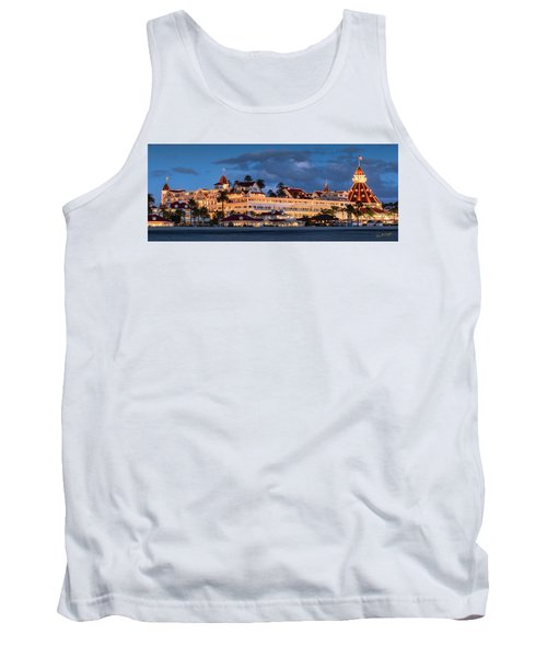 Pure And Simple Pano 48x18.5 Tank Top