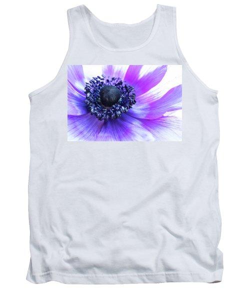 Purple Anemone Tank Top
