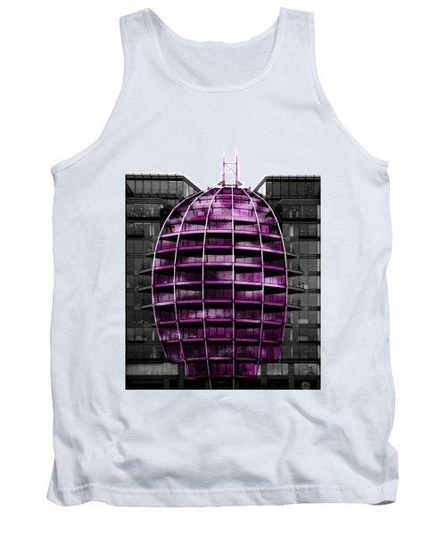 Purple Balloon Tank Top