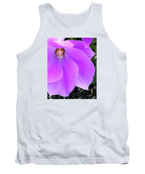 Purple Flower 1 Tank Top