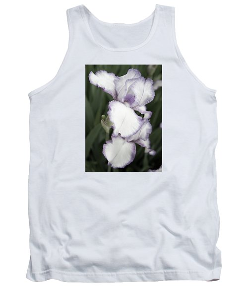 Purple Is Passion Tank Top by Sherry Hallemeier